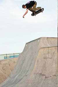 Grant Taylor, Thrasher magazine's Skater of the Year 2011.