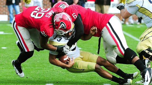John Jenkins and Jarvis Jones
