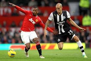 Manchester United/Newcastle