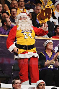 Laker Fan Kobe Jersey