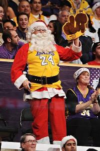Laker Fan Kobe Jersey