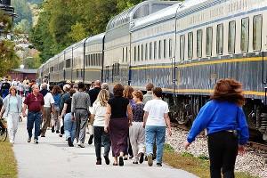 Pullman Rail Car
