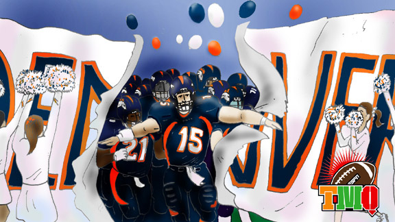 Denver s Tim Tebow effectively brings the high school offense to the NFL -  ESPN c0e1c9e26