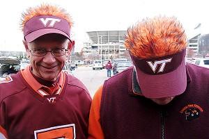 Virginia Tech fans