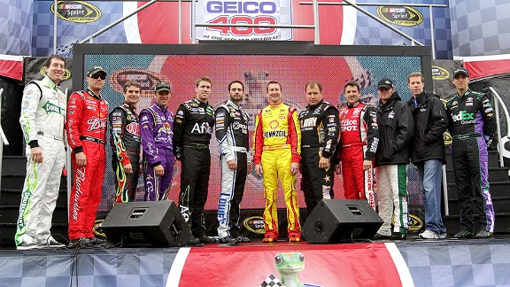 Chase Contenders