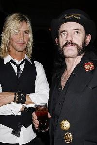 Duff McKagan, Lemmy Kilmister