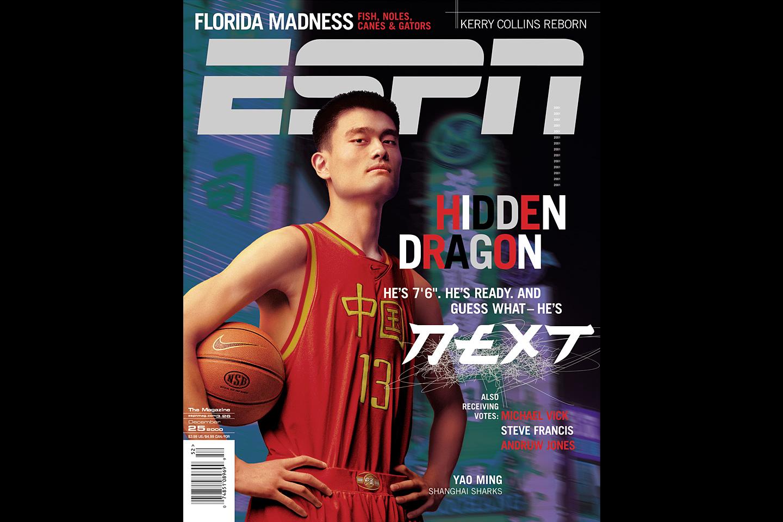 2001: Yao Ming