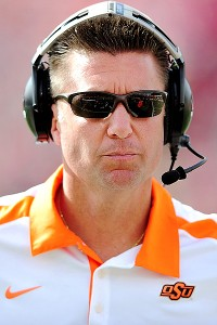 Oklahoma State's Mike Gundy