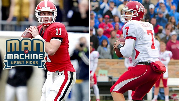 Aaron Murray/Case Keenum