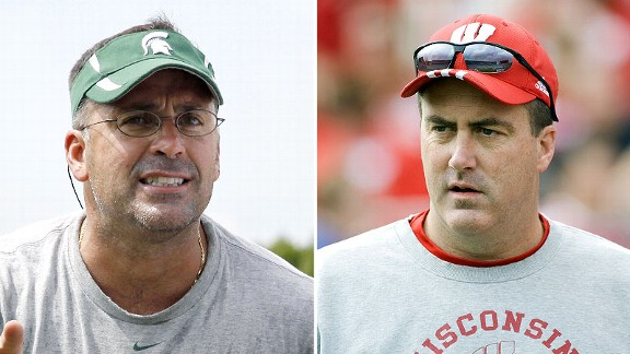 Paul Chryst and Pat Narduzzi