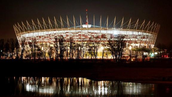 Euro 2012 Stadium