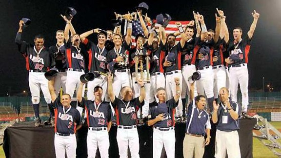 USA Baseball 18U National Team