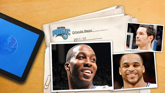 Orlando Magic Illustration