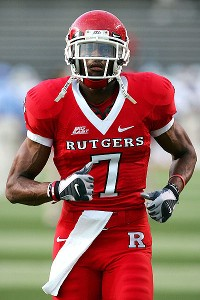 Jim McIsaac/Getty Images Underwood is one of four former Rutgers