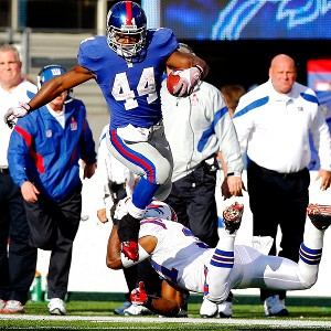 Giants' Ahmad Bradshaw