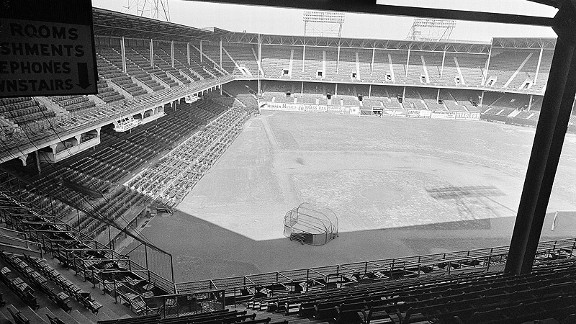 Brooklyn's Ebbets Field