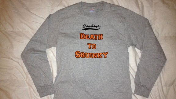 Death to Squinky