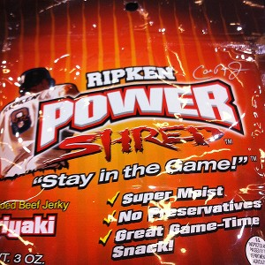 Ripken Power Shred Jerky