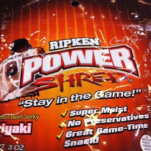 Ripken Power Shred Jerky