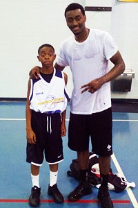 Damon Harge and John Wall