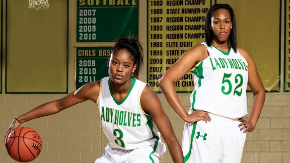 Buford girls' basketball