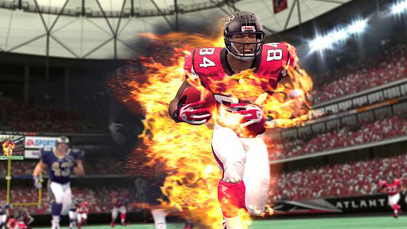 All-Pro receiver RODDY WHITE talks 'NFL Blitz'