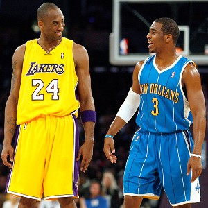 Kobe Bryant and Chris Paul