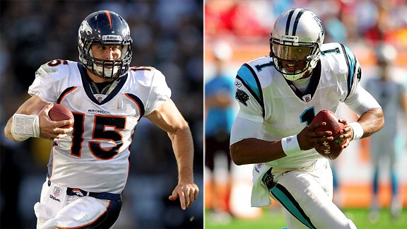 Tim Tebow & Cam Newton