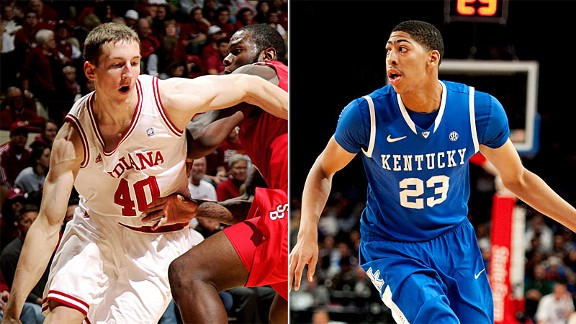 Cody Zeller & Anthony Davis