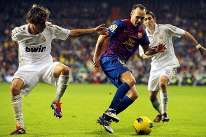 Andres Iniesta, Fabio Alexander