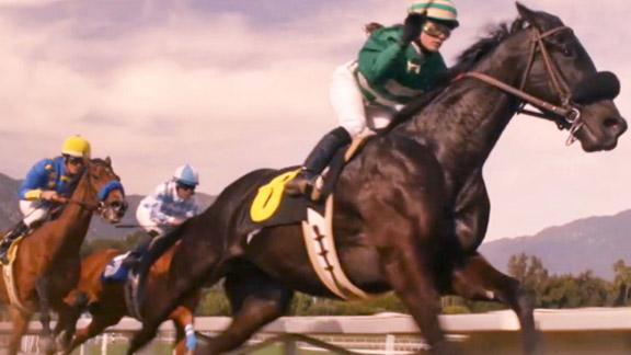 At yarışı dizisi Luck 1. sezon 6. bölüm