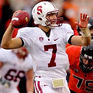 Stanford's Brett Nottingham