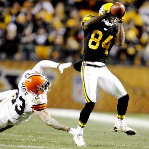 Pittsburgh's Antonio Brown