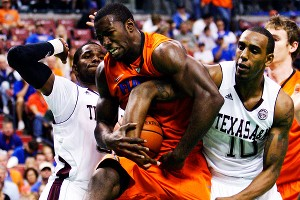 Patric Young, Ray Turner