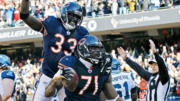 Defensive Bears TD