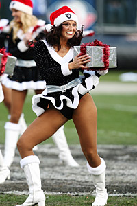 Oakland Cheerleader