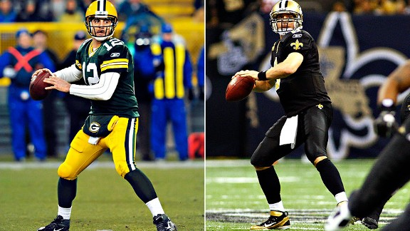 Rodgers/Brees