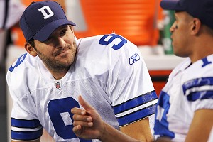 Tony Romo and Miles Austin