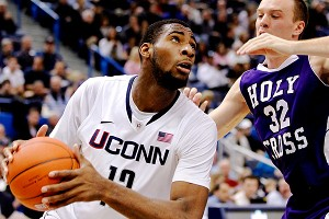 UConn's Andre Drummond