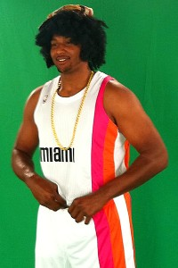 Miami Heat Throwback Jersey