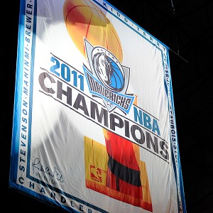 Dallas Mavericks banner