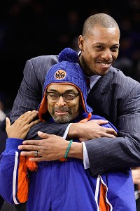 Paul Pierce, Spike Lee