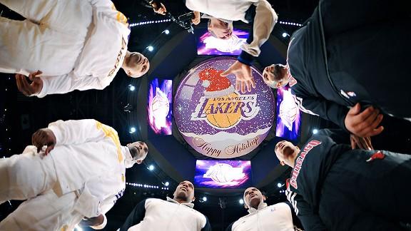 Lakers Circle