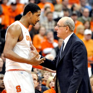 Jim Boeheim Fab Melo
