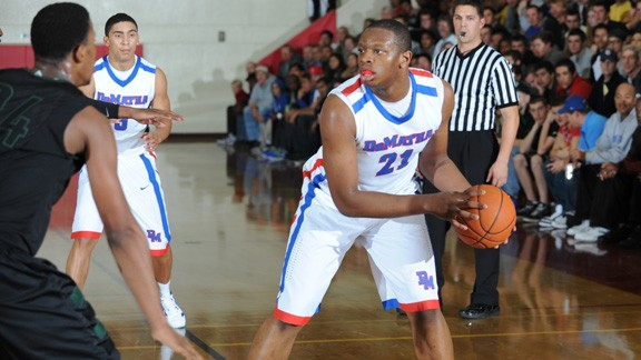 BeeJay Anya, DeMatha, high school basketball