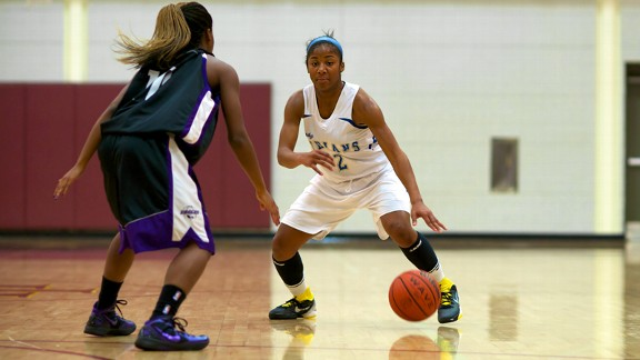 McEachern girls basketball