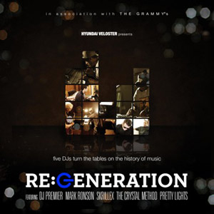 Re-Generation Music Project