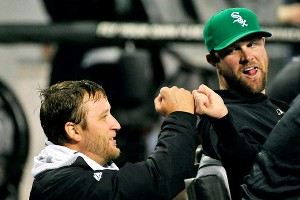 John Danks, Mark Buehrle