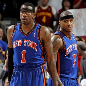 Carmelo Anthony, Amare Stoudemire