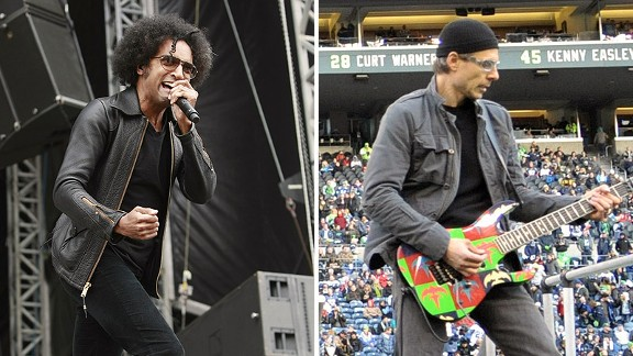 William DuVall and Chris DeGarmo